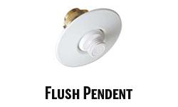 Flush Pendent